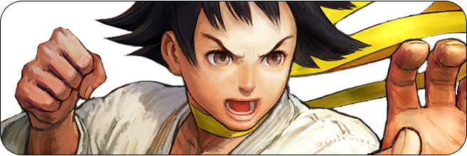 Makoto Ultra Street Fighter 4 Omega Edition artwork