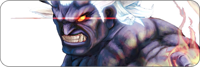 Oni Ultra Street Fighter 4 Omega Edition artwork
