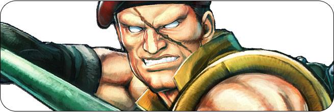Rolento Ultra Street Fighter 4 Omega Edition artwork