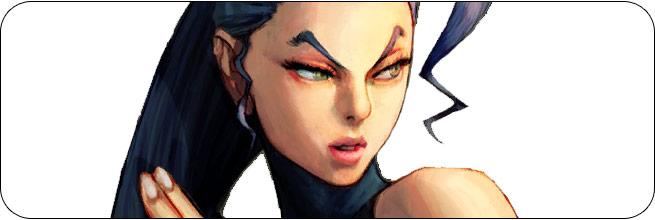 Rose Ultra Street Fighter 4 Omega Edition artwork