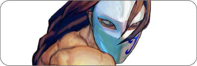 Vega Ultra Street Fighter 4 Omega Edition artwork