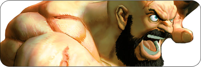 Zangief Ultra Street Fighter 4 Omega Edition artwork