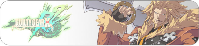 Leo Whitefang in Guilty Gear Xrd REV 2 stats - Characters, teams and more