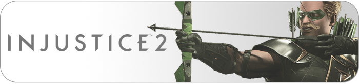Green Arrow in Injustice 2 stats - Characters, teams and more