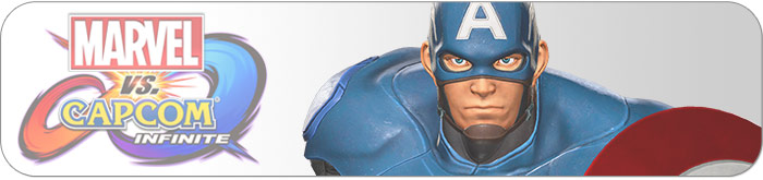 Captain America in Marvel vs. Capcom: Infinite stats - Characters, teams and more