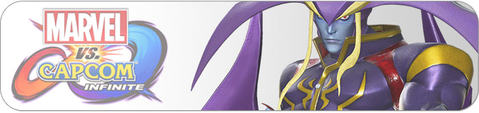 Jedah in Marvel vs. Capcom: Infinite stats - Characters, teams and more