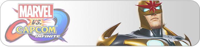 Nova in Marvel vs. Capcom: Infinite stats - Characters, teams and more