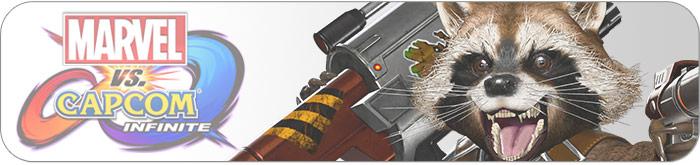 Rocket Raccoon in Marvel vs. Capcom: Infinite stats - Characters, teams and more