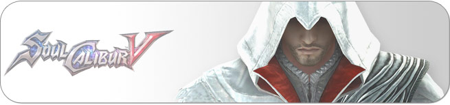 Ezio in Soul Calibur 5 stats - Characters, teams and more