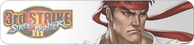 Ryu in Street Fighter 3 Third Strike stats - Characters, teams and more