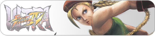 Cammy in Ultra Street Fighter 4 stats - Characters, teams and more
