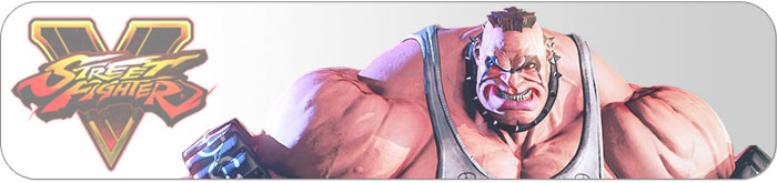 Abigail in Street Fighter 5: Arcade Edition stats - Characters, teams and more