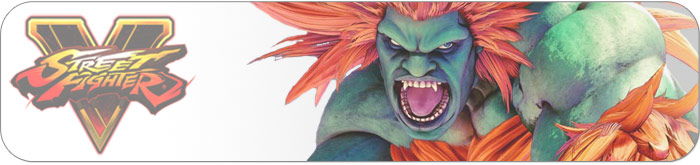 Blanka in Street Fighter 5: Arcade Edition stats - Characters, teams and more
