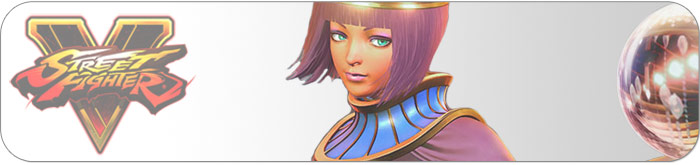 Menat in Street Fighter 5: Arcade Edition stats - Characters, teams and more