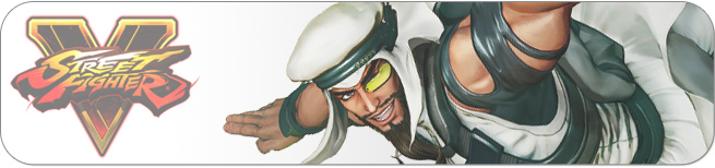 Rashid in Street Fighter 5: Champion Edition stats - Characters, teams and more
