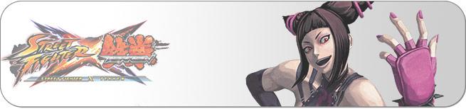 Juri in Street Fighter X Tekken stats - Characters, teams and more