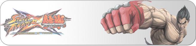 Kazuya in Street Fighter X Tekken stats - Characters, teams and more