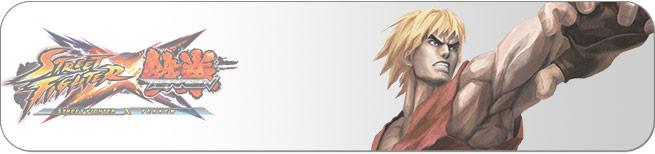 Ken in Street Fighter X Tekken stats - Characters, teams and more