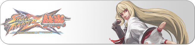 Lili in Street Fighter X Tekken stats - Characters, teams and more