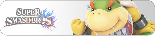 Bowser Jr. in Super Smash Bros. 4 stats - Characters, teams and more