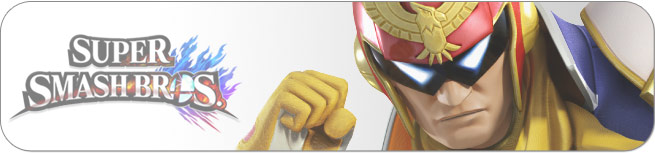 Captain Falcon in Super Smash Bros. 4 stats - Characters, teams and more