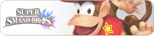 Diddy Kong in Super Smash Bros. 4 stats - Characters, teams and more