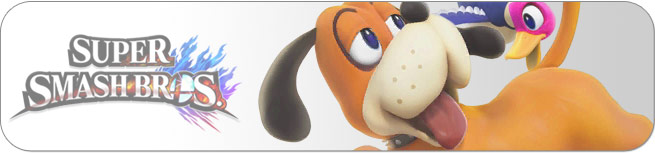 Duck Hunt in Super Smash Bros. 4 stats - Characters, teams and more