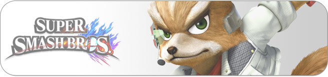 Fox in Super Smash Bros. 4 stats - Characters, teams and more