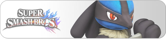 Lucario in Super Smash Bros. 4 stats - Characters, teams and more