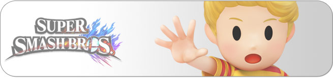 Lucas in Super Smash Bros. 4 stats - Characters, teams and more