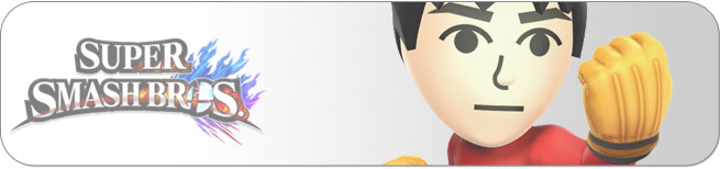 Mii Brawler in Super Smash Bros. 4 stats - Characters, teams and more