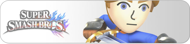 Mii Swordfighter in Super Smash Bros. 4 stats - Characters, teams and more