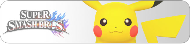 Pikachu in Super Smash Bros. 4 stats - Characters, teams and more