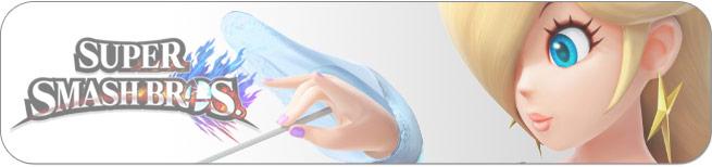 Rosalina in Super Smash Bros. 4 stats - Characters, teams and more
