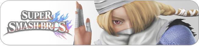 Sheik in Super Smash Bros. 4 stats - Characters, teams and more
