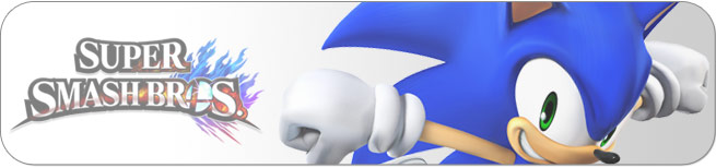 Sonic in Super Smash Bros. 4 stats - Characters, teams and more