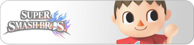 Villager in Super Smash Bros. 4 stats - Characters, teams and more