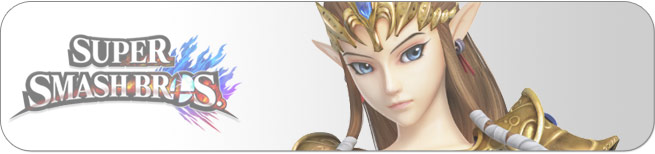 Zelda in Super Smash Bros. 4 stats - Characters, teams and more