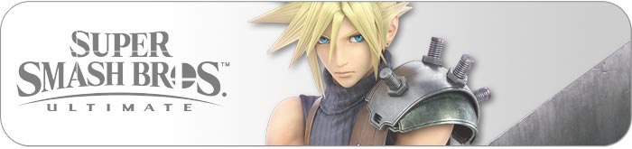 Cloud in Super Smash Bros. Ultimate stats - Characters, teams and more