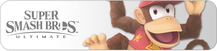 Diddy Kong in Super Smash Bros. Ultimate stats - Characters, teams and more