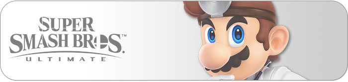 Dr. Mario in Super Smash Bros. Ultimate stats - Characters, teams and more
