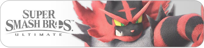 Incineroar in Super Smash Bros. Ultimate stats - Characters, teams and more