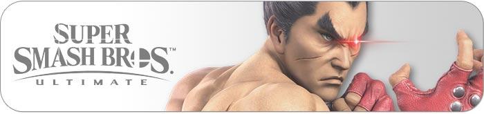 Kazuya in Super Smash Bros. Ultimate stats - Characters, teams and more