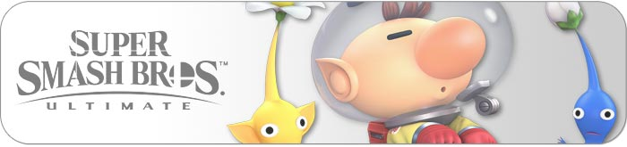 Olimar in Super Smash Bros. Ultimate stats - Characters, teams and more