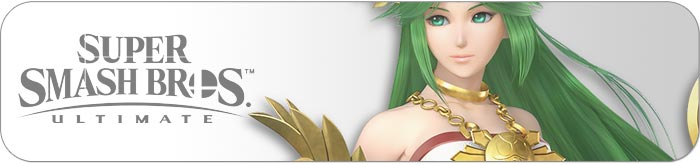 Palutena in Super Smash Bros. Ultimate stats - Characters, teams and more