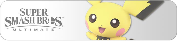 Pichu in Super Smash Bros. Ultimate stats - Characters, teams and more