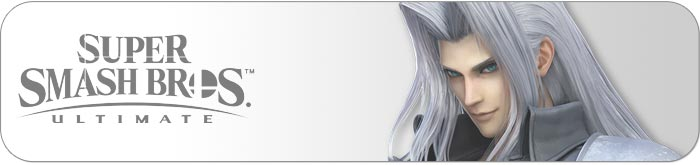 Sephiroth in Super Smash Bros. Ultimate stats - Characters, teams and more