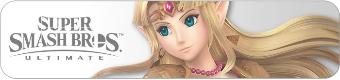 Zelda in Super Smash Bros. Ultimate stats - Characters, teams and more