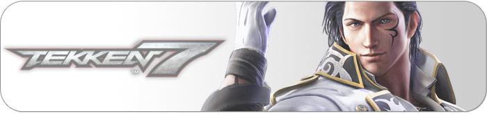 Claudio in Tekken 7 stats - Characters, teams and more