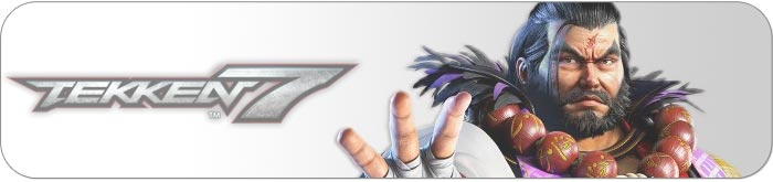 Ganryu in Tekken 7 stats - Characters, teams and more